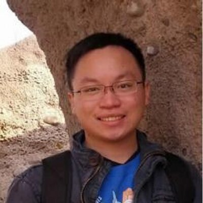 Photo of Dr. Chris Chen