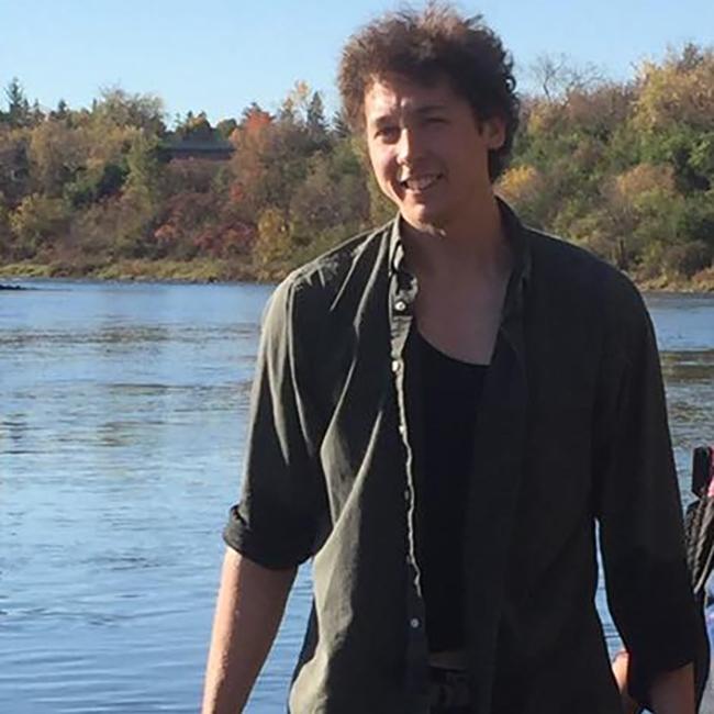 Photo of Simon English